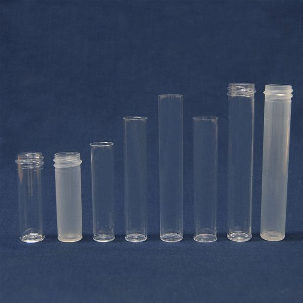 Buy Polystyrene & Polypropylene Flat Bottom Tubes